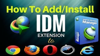 How to Fix IDM Extensions & Not Showing On Google Chrome [100% ]