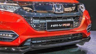 2018 HONDA HR-V Facelift