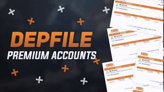 Depfile Premium Accounts 2018 (MUST WATCH) Free Accounts Daily