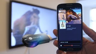 Google Chromecast Review!