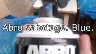 FLOP CHROME VS ABRO SABOTAGE VS KUDO