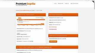 Unlimited Depfile us Accounts - PremiumDepfileAccounts.com