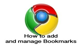 How To Add And Manage Bookmarks In Google Chrome