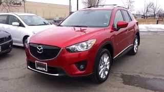 2015 MAZDA CX-5 | Accessories: Side Moldings, Roof Rack, Chrome Garnish Kit & Mud Guards ft/rr